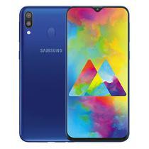 Smartphone Samsung Galaxy M20 SM-M205F DS 4/64GB 6.3 13+5MP/8MP A8.1 - Azul