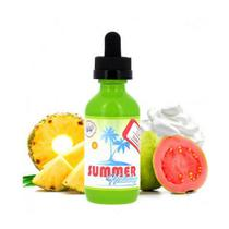 Essencia Dinner Lady Summer Holiday Guava Sunrise 0MG 60ML