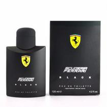 Ferrari Black Edt Masc 125ML