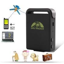 Rastreador Localizador Veicular Powerpack TK-102 GPS Celular Tracker