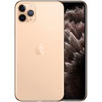 "Apple iPhone 11 Pro Max 64GB 6.5"" A2215 MWHG2BZ/A Gold - Anatel Garantia 1 Ano No Brasil"