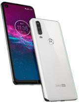 "Smartphone Motorola One Action XT2013-1 4GB/128GB Lte Dual Sim 6.3"" Branco Luminoso"