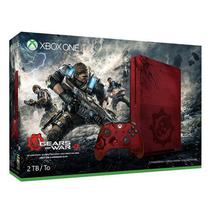 Console Xbox One s 2TB Gears Of War 4 Edition