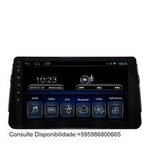 Central Multimidia Navpro/Caska NP-8351 Nissan Kicks Tela 10.1 Android 6.0