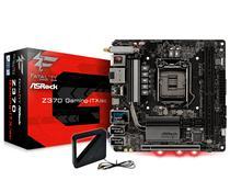 Placa Mãe Asrock LGA1151 Z370 Gaming-Itx Ac Fa /M.2/HDMI/