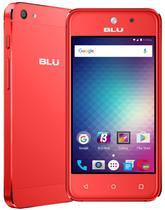 "Smartphone Blu Vivo 5 Mini 3G Dual Sim Tela 4.0"" 8GB Cam. 5MP/3.2MP Vermelho"