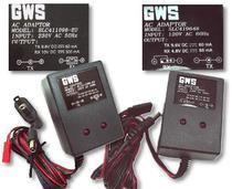 GWS Carregador RX / TX 10V / 9,6V para Eletricos 110V GW/Adp-CHG/5