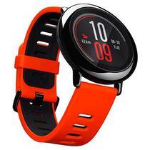 Smartwatch Xiaomi Pace A1612 com Bluetooth/GPS/Wi-Fi - Vermelho/Preto