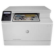 Impressora HP M-180NW Laserjet - 110V - Branco