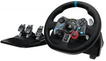Volante Logitech G29 Driving Force - para PS3/PS4 e PC - Preto