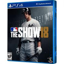 Jogo MLB The Show 18 PS4