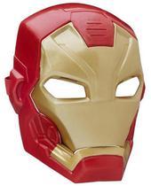 Mascara Eletronica Hasbro Iron Man - Marvel Civil War B5784