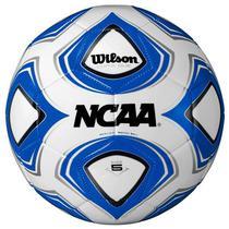 Bola de Futebol Wilson Ncaa Copia Due WTH8754XDEF - No 5 Branco/Azul