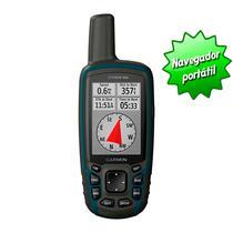 GPS Garmin Gpsmap 64X 010-02258-00 Tela 2.6 com Bluetooth - Preto