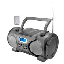 Aparelho de Som Powerpack CDBT-868.GR com Bluetooth/FM/USB Bivolt - Cinza