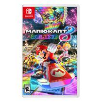 Jogo para Nintendo Switch Mario Kart 8 Deluxe