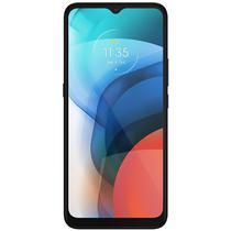 """Smartphone Motorola Moto E7 XT2095-2 Dual Sim 32GB de 6.5"""" 48+2MP/5MP Os 10 - Mineral Grey"""