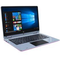 Notebook Epik Ultra Slim ELL1001 QC/ 2GB/ 32SD/ 10P/ W10 Rosa