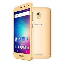 Blu C5X C-0010LL Dual 8 GB - Dourado