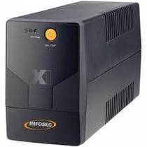 Nobreak Infosec X1-700VA 360W 220VOLTS