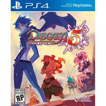 Playstation 4 Disgaea 5 Aliance Of Vengeance PS4