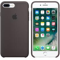 Capa de Silicone para iPhone 7PLUS - Marrom
