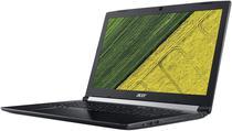 """Notebook Acer A517-51-74WN i7-7500U 2.7GHZ/ 8GB/ 1TB/ 17.3""""/ W10/ Ingles/ Preto"""