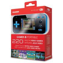 Console Dreamgear Game V Handheld com 220 Jogos 2888