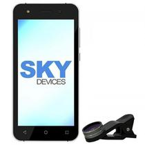 Smartphone SKY Elite Photopro Dual Sim 16GB Tela 5.0 16MP/13MP  Prata