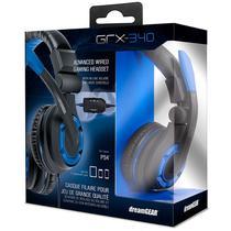 Headset Dreamgear GRX-340 PS4