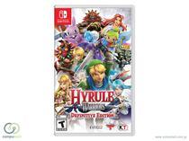 Jogo Hyrule Warriors - Nintendo Switch*