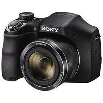 "Câmera Digital Sony DSC-H300 3.0"" 20.1MP Zoom Optico 35X - Preta"