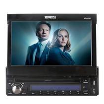 "DVD Player FerraccII DT-05321 7"" Retratil USB/ Bluetooth"