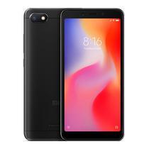 Smartphone Xiaomi Redmi 6A 5.45 DS Lte QC2.0 2/32GB 13/5MP A8.1 - Preto