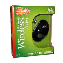 Mouse Wireless Mtek B313 Optico Preto