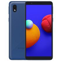 "Celular Samsung Galaxy A01 Core SM-A013M - 1/16GB - 5.3"" - Dual-Sim - Azul"