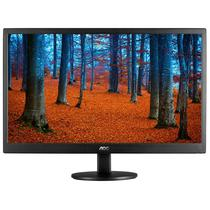 "Monitor AOC LED 16"" E1670SWU USB/VGA"