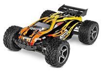 Wltoys 12404 1:12 4WD RC Racing Car - Yellow 12404