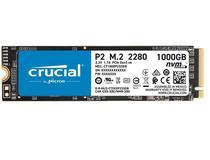 Crucial HD SSD 1TB P1 M.2 2280 3D Nvne CT1000P1SSD8 Interno