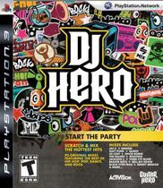 Jogo DJ Hero PS3