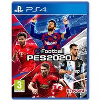 Jogo para Playstation 4 Konami Pro Evolution Soccer Pes 2020