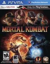 Jogo Mortal Kombat PS Vita