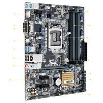 Placa Mãe Asus LGA1151 B150M-A M.2/HDMI/VGA/DVI