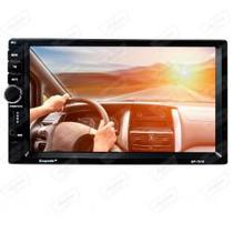 "Car 2 Din s/Mecan. Ecopower EP-7010 7"" BT/GPS/Camera de Re"
