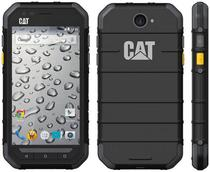 "Smartphone Caterpillar Cat S30 8GB Lte 1SIM Tela 4.7"" Cam.5MP+2MP - Preto"
