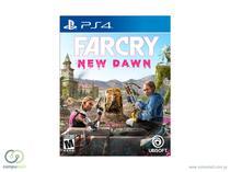 Jogo Far CRY New Dawn PS4