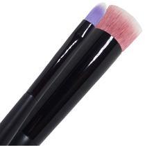 Pincel Facial Omg Makeup Professional Dual Brush No 7