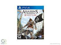 Jogo Assassins Creed Black Flag PS4