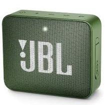Caixa de Som JBL Go 2 Verde Bluetooth