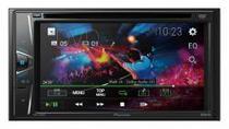 Car/DVD Pioneer *AVH-G115DVD c/Controle Sem Saida Video